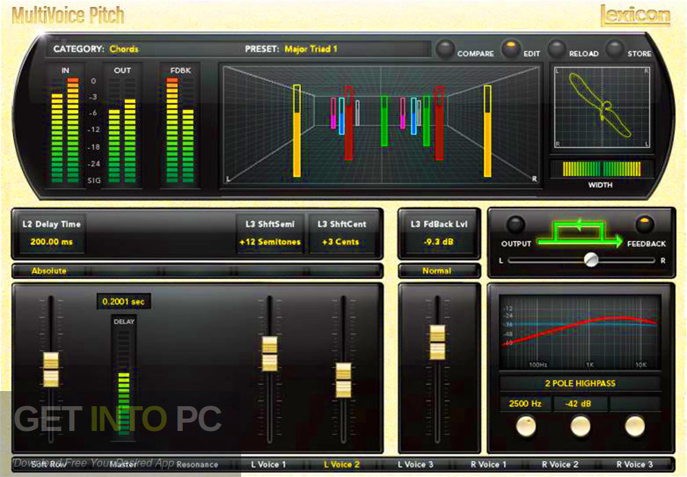 Lexicon PCM Native Reverb Plug-In Bundle for Mac Offline Installer Download-GetintoPC.com
