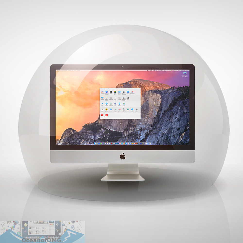 Mac OS X 10. 10. 5 Yosemite Official for Mac Free Download-OceanofDMG.com