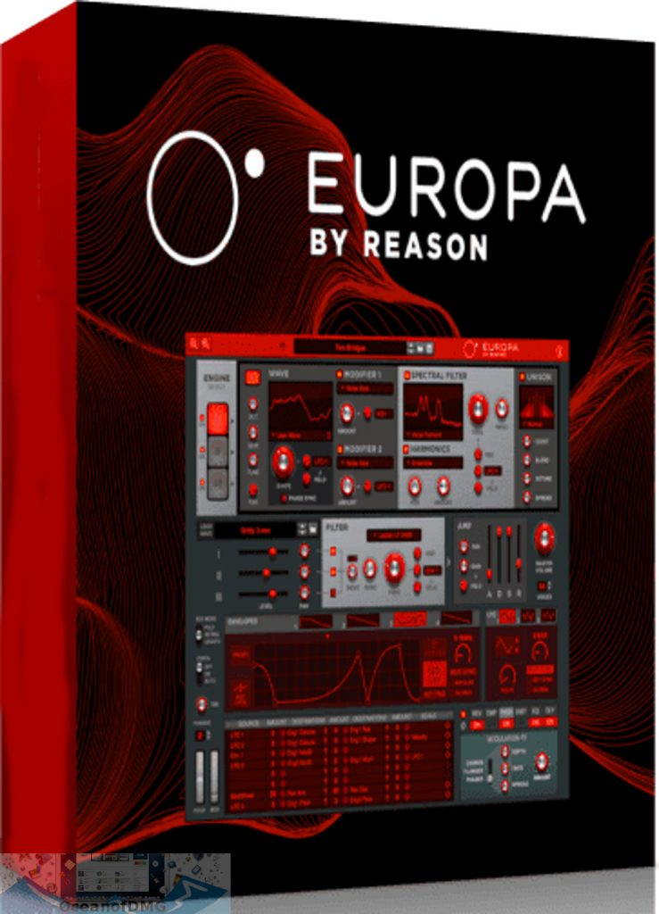 Propellerhead - Europa by Reason Free Download-OceanofDMG.com