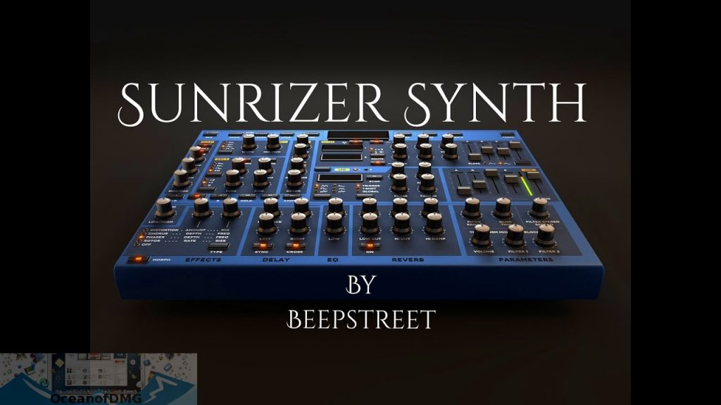 BeepStreet - Sunrizer VST for Mac Free Download-OceanofDMG.com