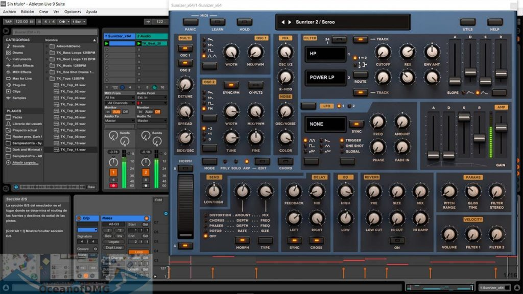 BeepStreet - Sunrizer VST for Mac Latest Version Download-OceanofDMG.com