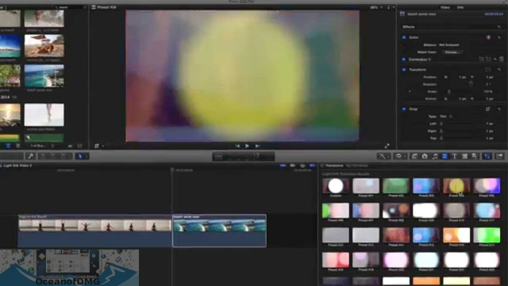 FCPeffects 26 Plugins Bundle for Final Cut Pro X Latest Version Download-OceanofDMG.com