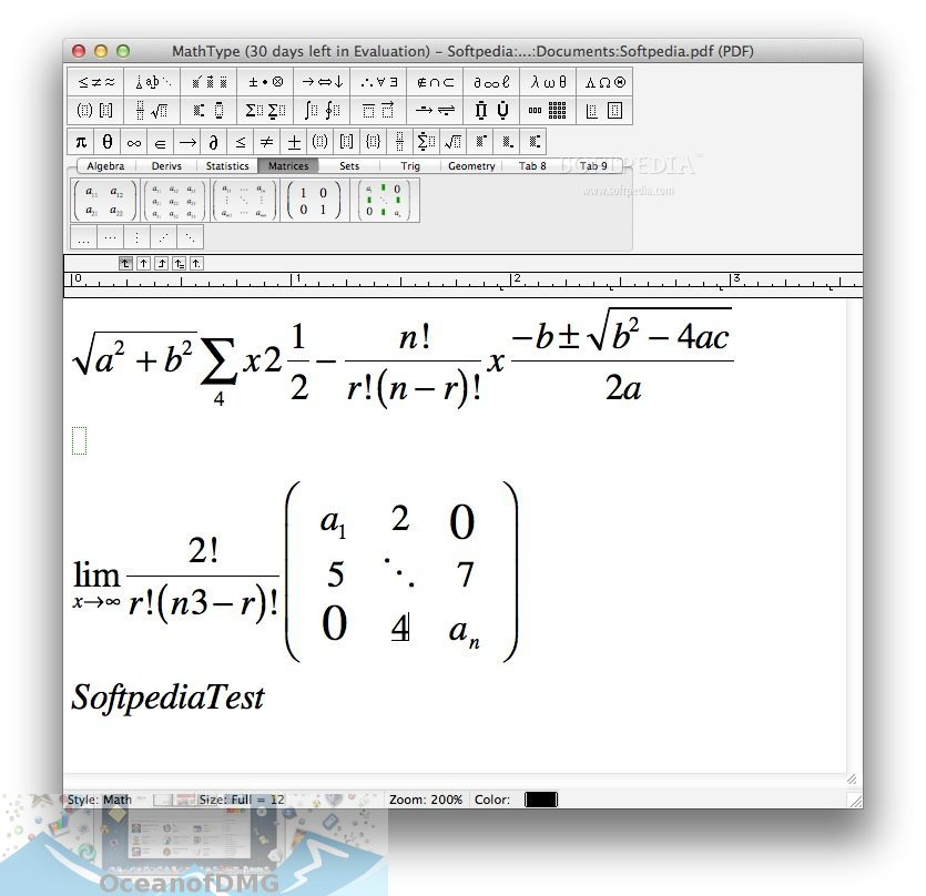 MathType for Mac Latest Version Download-OceanofDMG.com
