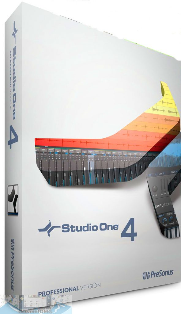 Presonus - Studio One Professional for MacOS X Free Download-OceanofDMG.com