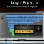 Download Apple Logic Pro 9.1.8 for MacOS X