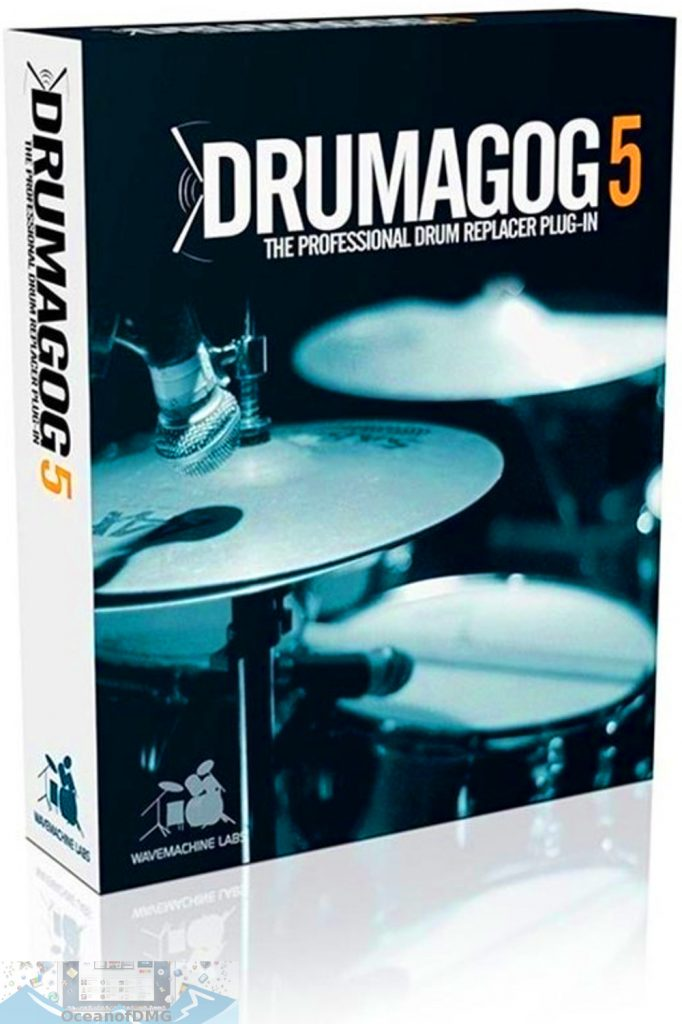 Drumagog 5 for Mac Free Download-OceanofDMG.com