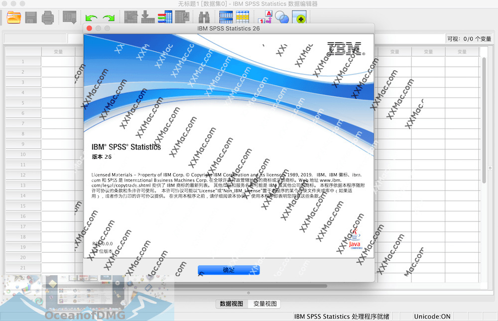 IBM SPSS Statistics v26 for Mac Latest Version Download-OceanofDMG.com