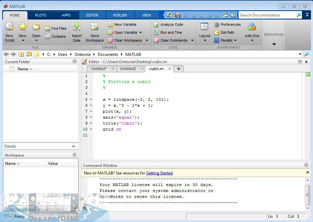 MATLAB R2019a for Mac Latest Version Download-OceanofDMG.com