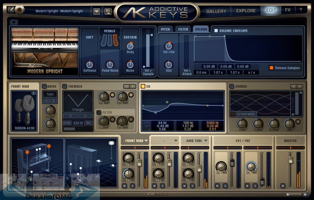 XLN Audio - Addictive Keys for Mac Direct Link Download-OceanofDMG.com
