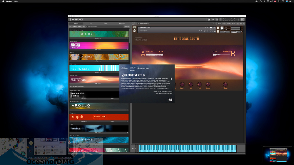 Native Instruments - Kontakt 6 for Mac Latest Version Download-OceanofDMG.com