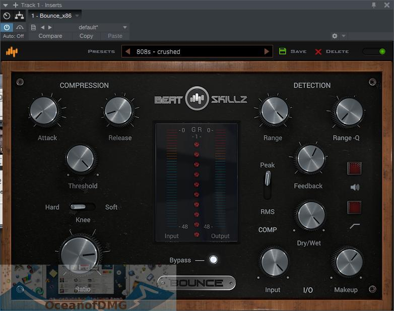 BeatSkillz - Bounce VST for Mac Direct Link Download-OceanofDMG.com