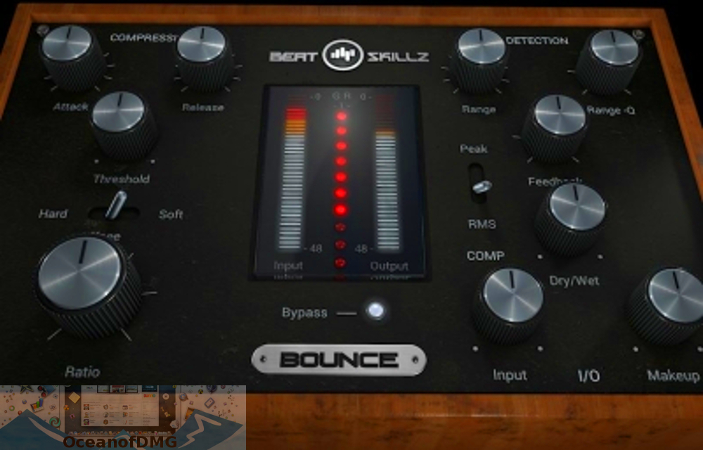 BeatSkillz - Bounce VST for Mac Free Download-OceanofDMG.com
