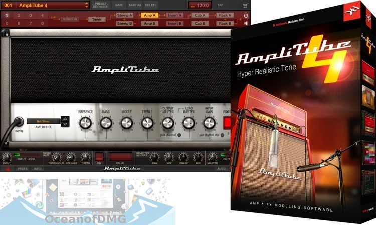 IK Multimedia - AmpliTube 4 Complete for Mac Free Download-OceanofDMG.com