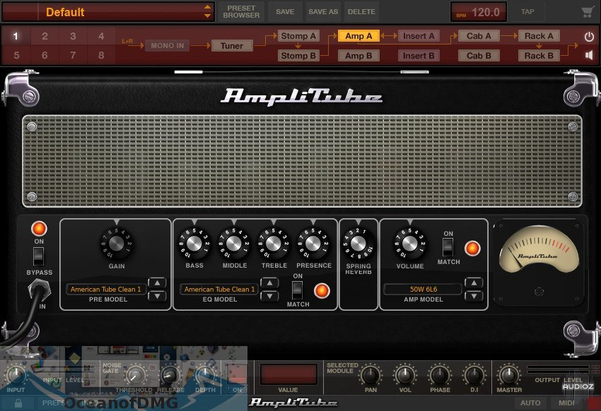 IK Multimedia - AmpliTube 4 Complete for Mac Latest Version Download-OceanofDMG.com