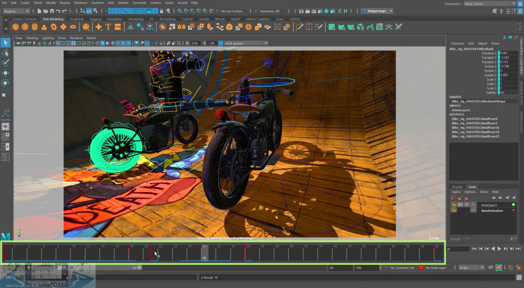 Autodesk Maya 2019 for Mac Direct Link Download-OceanofDMG.com