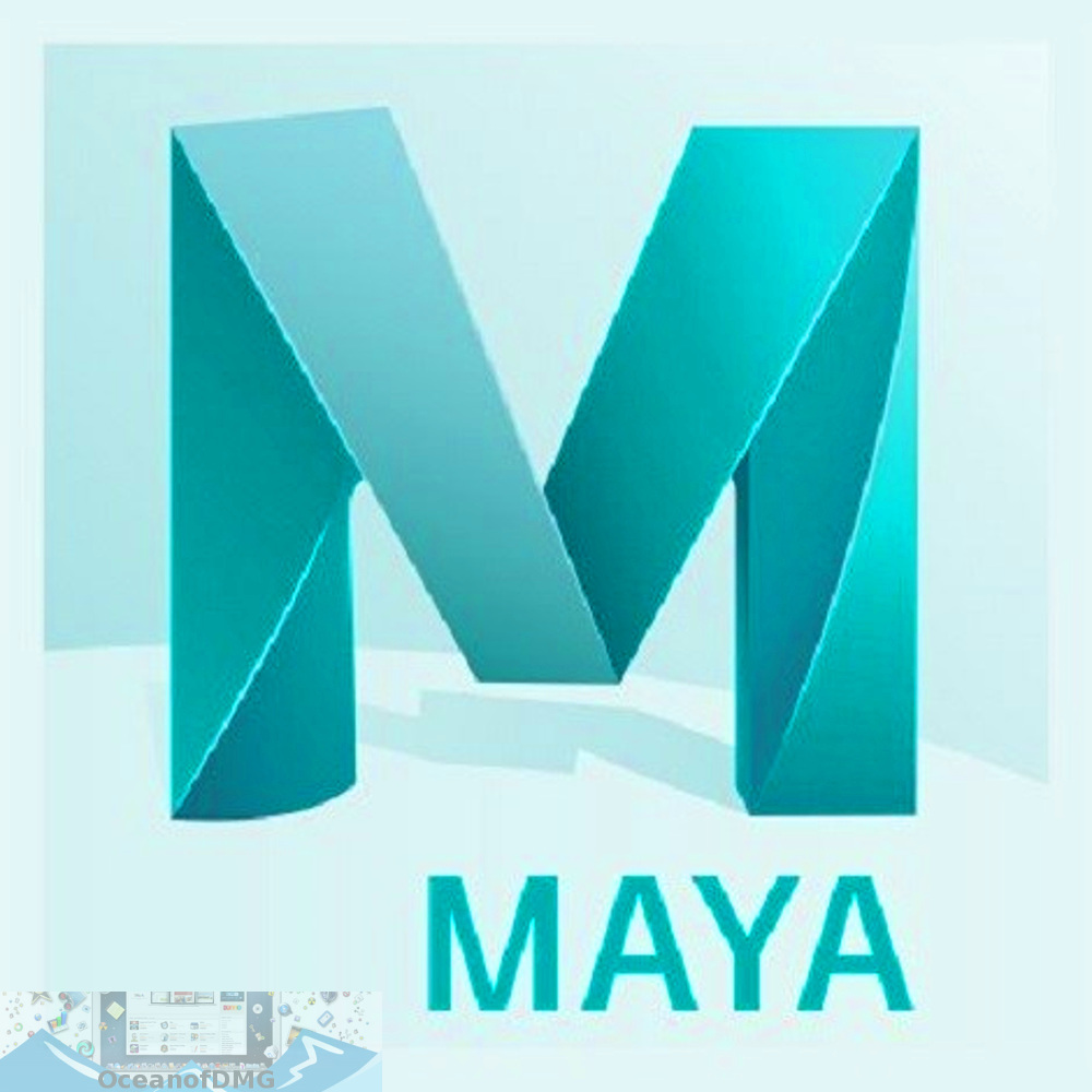 Autodesk Maya 2019 for Mac Free Download-OceanofDMG.com