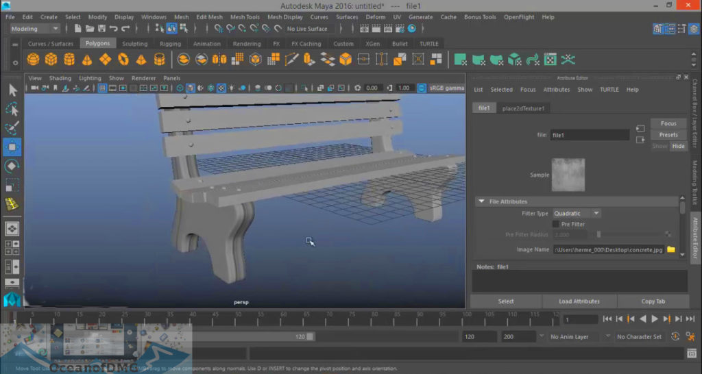 Autodesk Maya 2019 for Mac Offline Installer Download-OceanofDMG.com