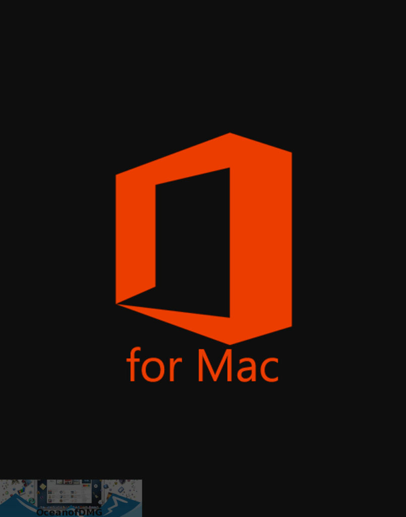Microsoft Office 2019 for Mac Free Download-OceanofDMG.com