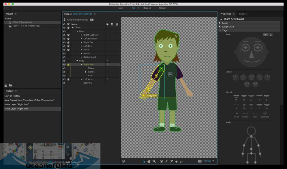 Adobe Character Animator 2020 for Mac Latest Version Download-OceanofDMG.com