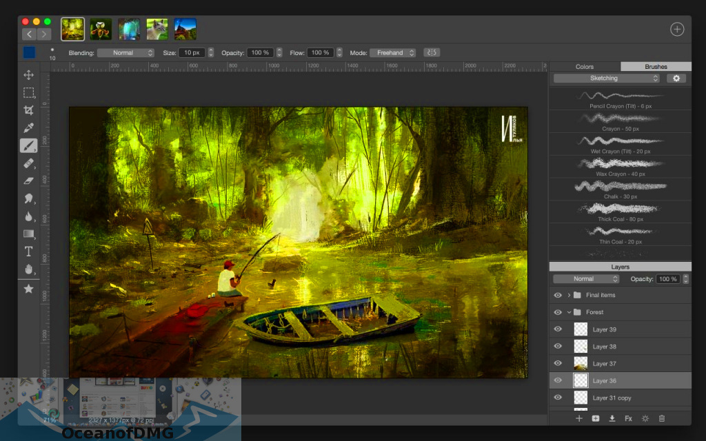 Artstudio Pro for Mac Latest Version Download-OceanofDMG.com