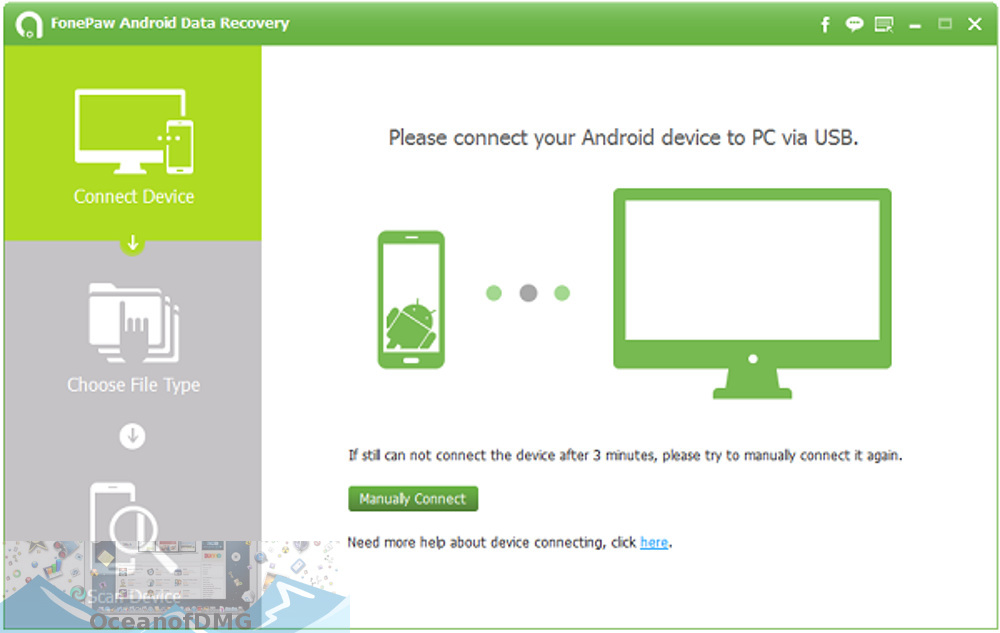 FonePaw Android Data Recovery 2020 for Mac Latest Version Download-OceanofDMG.com