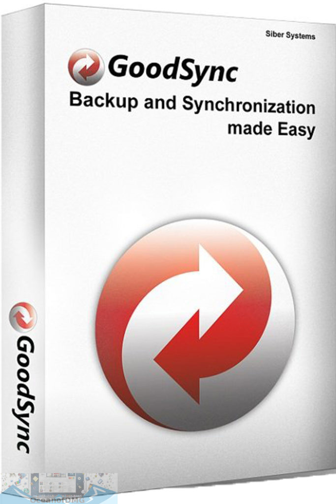 GoodSync Pro Free Download-OceanofDMG.com