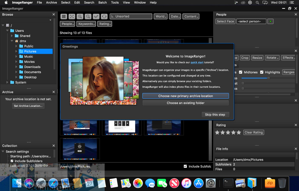 ImageRanger Pro for Mac Direct Link Download-OceanofDMG.com