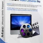 Download MacX Video Converter Pro for MacOSX