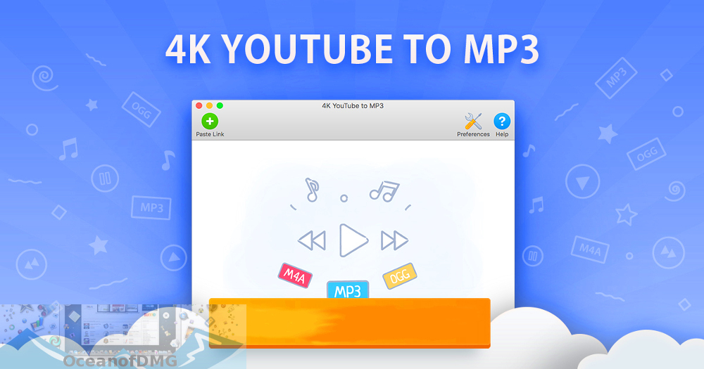 4K YouTube to MP3 for Mac Direct Link Download-OceanofDMG.com
