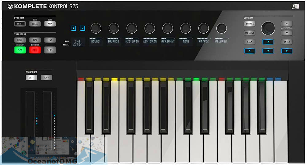 Native Instruments - Komplete Kontrol for Mac Direct Link Download-OceanofDMG.com