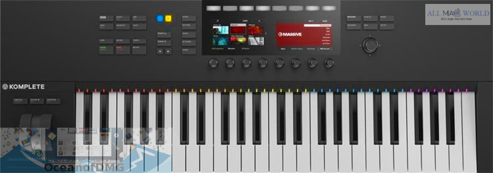 Native Instruments - Komplete Kontrol for Mac Latest Version Download-OceanofDMG.com