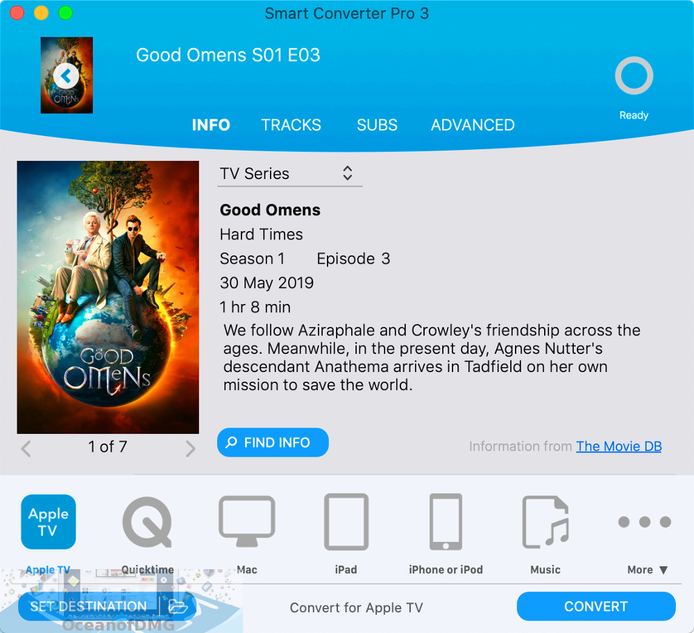 Smart Converter Pro for Mac Direct Link Download-OceanofDMG.com