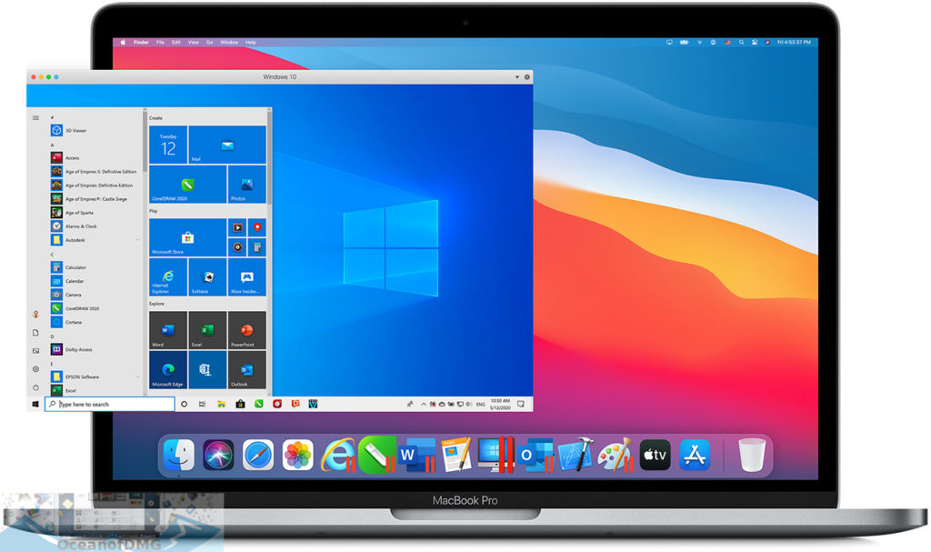 Parallels Desktop Business Edition 2021 for Mac Latest Version Download-OceanofDMG.com