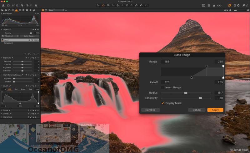 Capture One 20 Crack macOS MacOSX